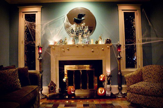 digsdigs._com_50-great-halloween-mantel-decorating-ideas___
