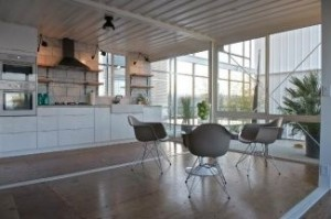 interior hybrid house